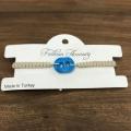Süryani nazar boncuğu kolyesi özel tasarım