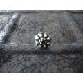 Süryani hızması pulsuz  siyah   taşlı  otantik gümüş