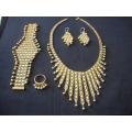 Piramit takımı 14 ayar altın el sanatı ürünlerimiz sertifikalı