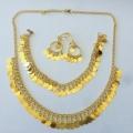 14 ayar altın el sanatı pullu set ürünlermiz garanti belgesi verilmektedir